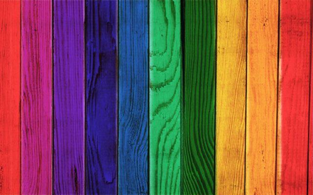 Farben Holz